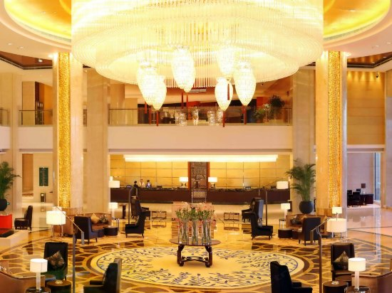 Triumphal View Hotel Dongguan Lobby