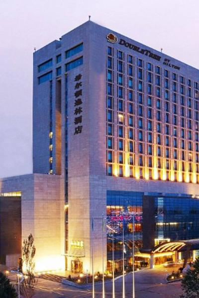 DoubleTree by Hilton Qinghai Golmud Over view