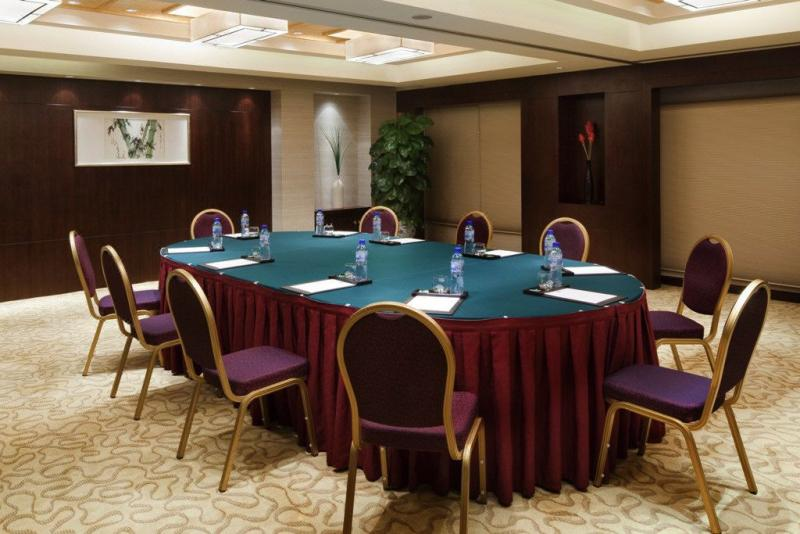 Holiday Inn Shifu Guangzhou meeting room