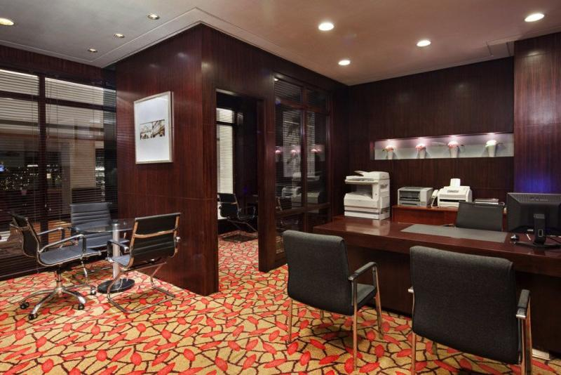 Holiday Inn Shifu Guangzhou Hotel public area