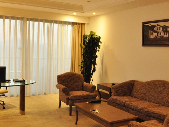 Guangzhou Golden Leaf Hot Spring Resort  Executive Suite