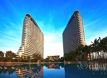 Boao Asia Bay Resort Over view