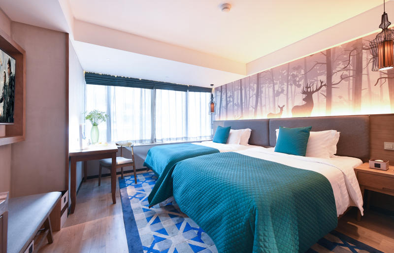 Mehood Lestie Hotel (Shenzhen Futian Convention and Exhibition Center) Room Type