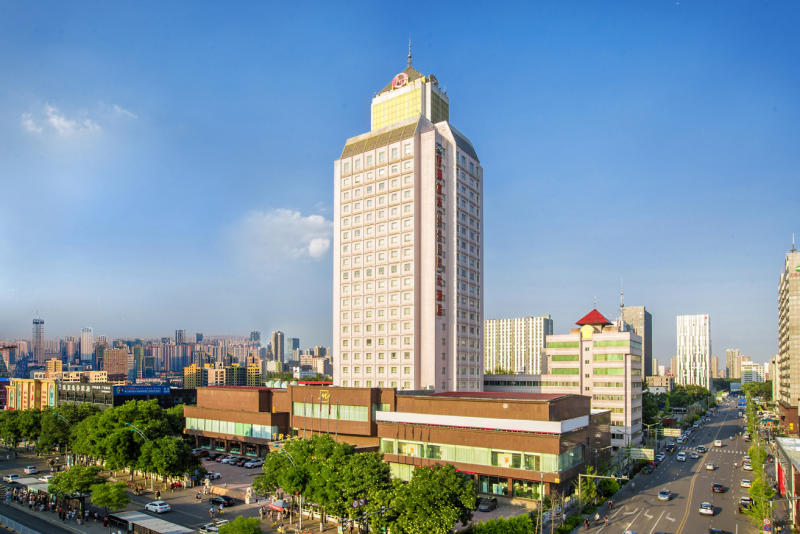 Grand Metropark Wanshi Hotel Over view