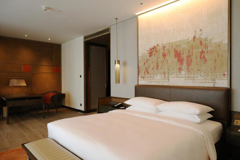 Grand Hyatt Xi'an Room Type
