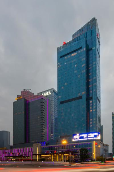 Marriott Executive Apartment Yiwu Over view